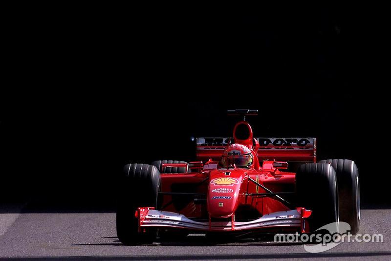 Гран Прі Монако 2001