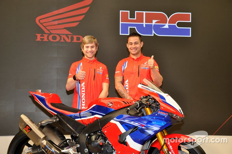 Presentazione Honda Team