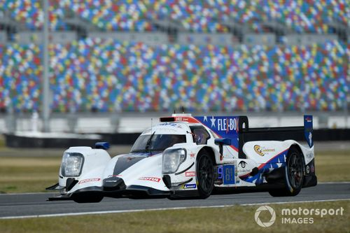Test Daytona januari