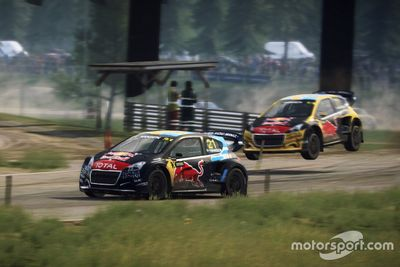 World RX Invitational Series: Sweden