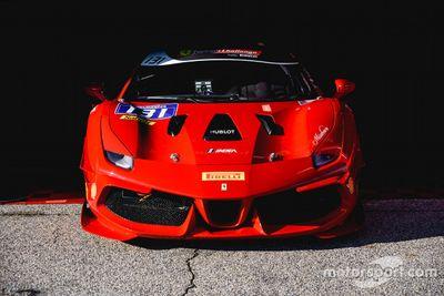 Ferrari Challenge açıklaması