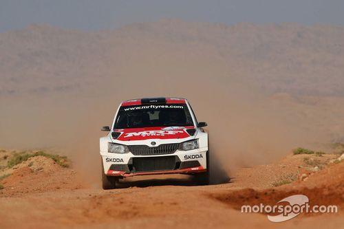 Asia Pacific Rally Championship: China
