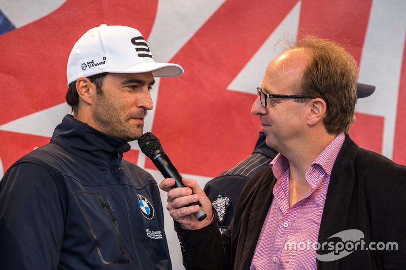 Schubert Motorsport, BMW M6 GT3: Lucas Luhr