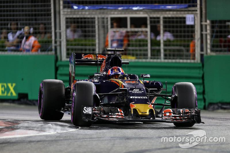 200-те Гран Прі Toro Rosso