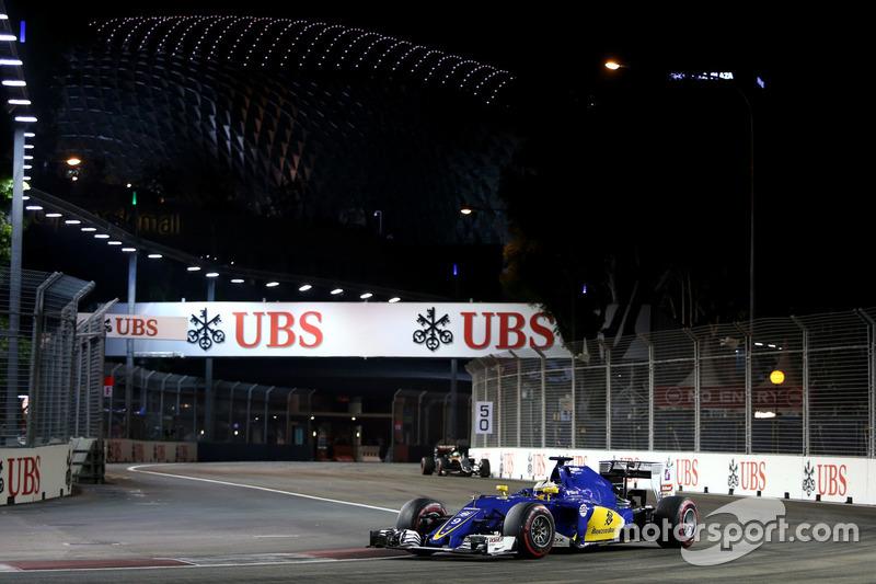 14: Marcus Ericsson, Sauber F1 Team