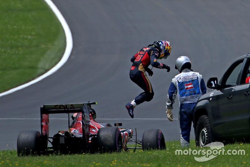 14: Carlos Sainz Jr., Scuderia Toro Rosso