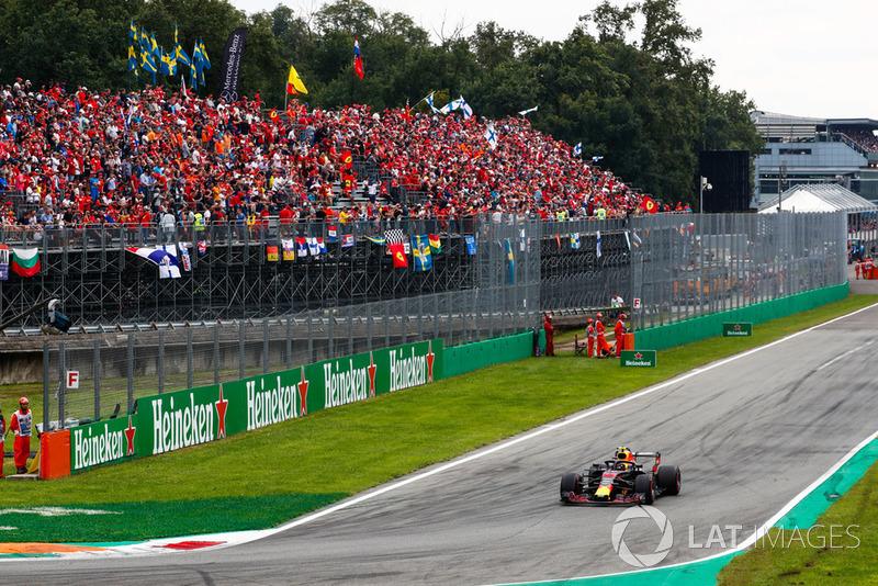 5. Макс Ферстаппен, Red Bull Racing — 130