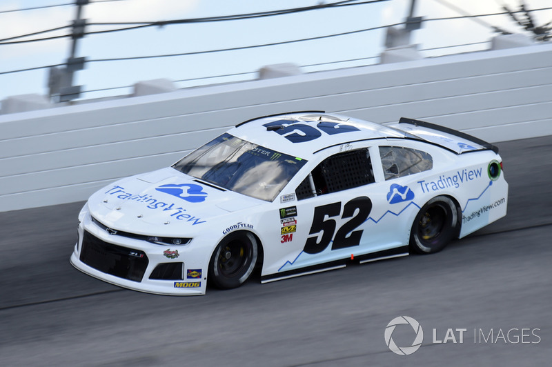 J.J. Yeley, Rick Ware Racing, Chevrolet Camaro Trading View
