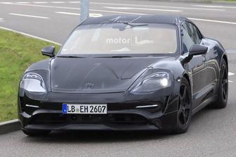 Spyshot Porsche Taycan