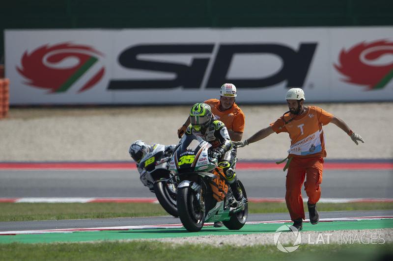 MotoGP San Marino: Cal Crutchlow, Team LCR Honda