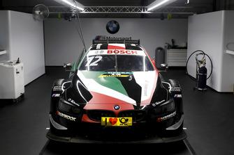 La voiture d'Alex Zanardi, BMW Team RMR