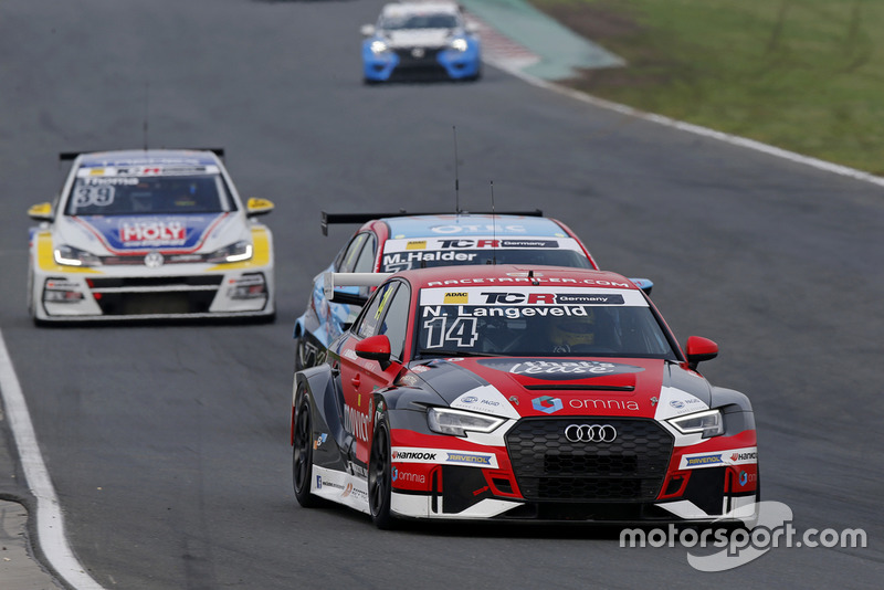 Niels Langeveld, Racing One, Audi RS 3 LMS TCR