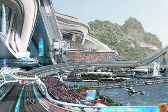 McLaren 2050 circuit