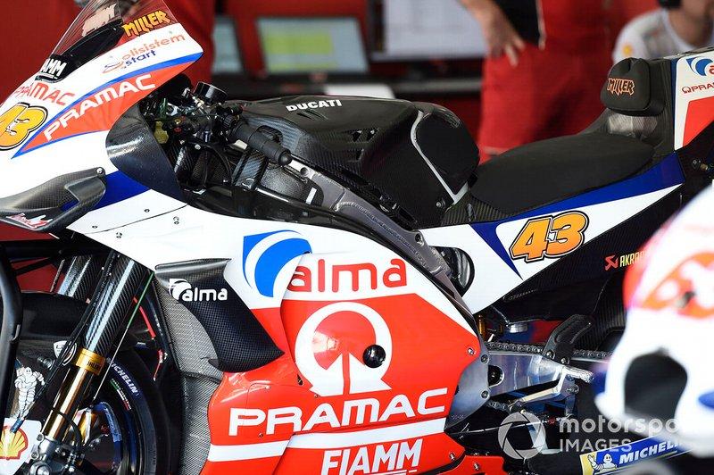 Pramac Racing detalle