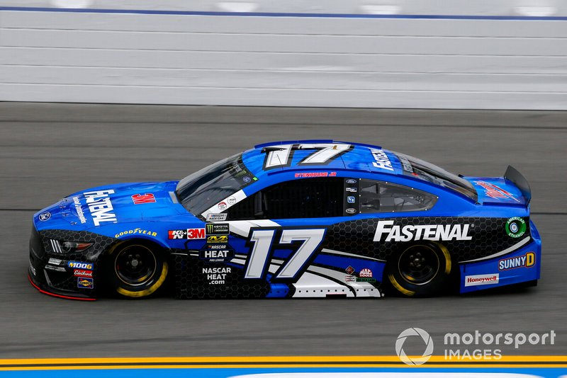 5. Ricky Stenhouse, Roush Fenway Racing, Ford Mustang