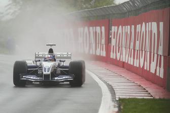 Juan-Pablo Montoya, BMW Williams FW24
