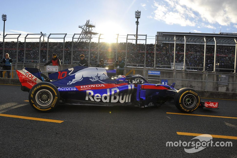 Pierre Gasly, STR13