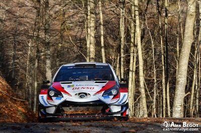 Toyota Yaris WRC 2020