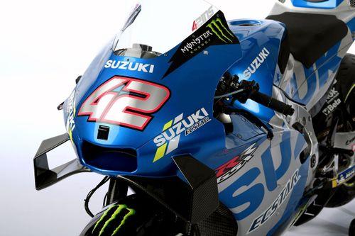 Presentación Suzuki