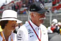 Dr Dieter Zetsche, CEO, Mercedes Benz