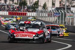 Matias Rossi, Nova Racing Ford, Christian Ledesma, Las Toscas Racing Chevrolet