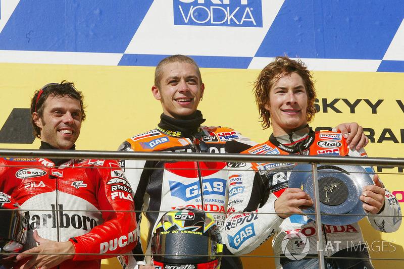 #32 GP d'Australie 2003