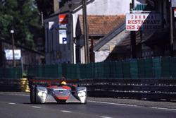 Frank Biela, Tom Kristensen, Emanuele Pirro, Audi Sport Team Joest, Audi R8