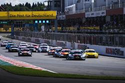 Start: René Rast, Audi Sport Team Rosberg, Audi RS 5 DTM, führt