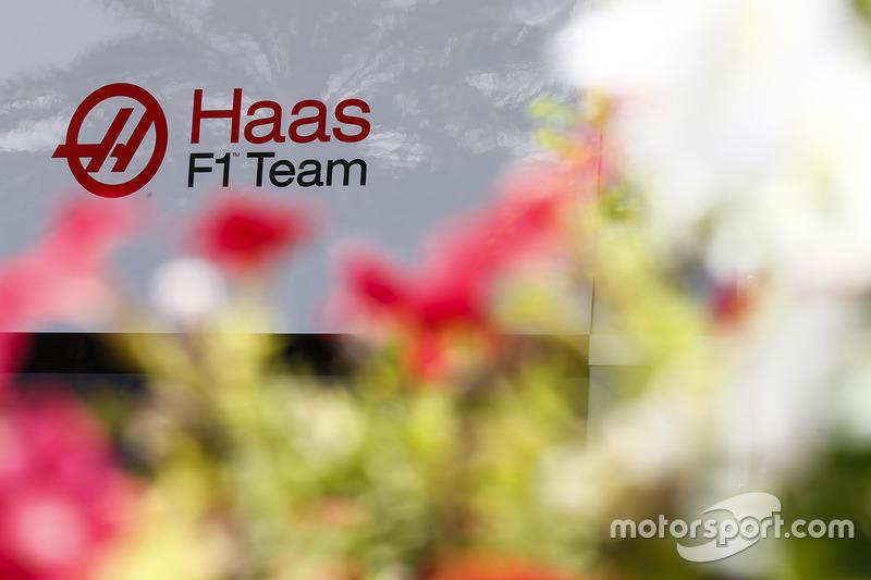 Logo: Haas F1 Team Team