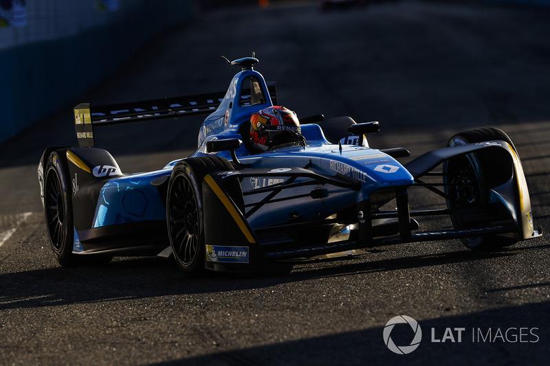 Pierre Gasly, Renault e.Dams