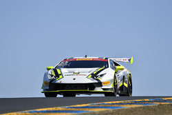 #55 Dream Racing Motorsport Lamborghini Huracan Super Trofeo: Yuki Harata