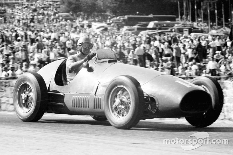 Alberto Ascari, Ferrari 500