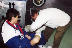 Mick Doohan, Honda and Dr. Claudio Costa