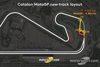 Объявление Гран При Каталонии