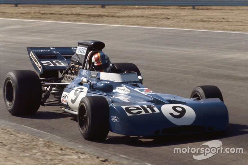 Север, сын эмигрантов из России (его дед по отцовской линии был известным петроградским ювелиром, перебравшимся во Францию после революции 1917 года), проводил в Формуле 1 второй сезон. В составе Tyrrell он уже трижды поднимался на подиум, в том числе после второго места на своем домашнем Гран При в Ле-Кастелле.