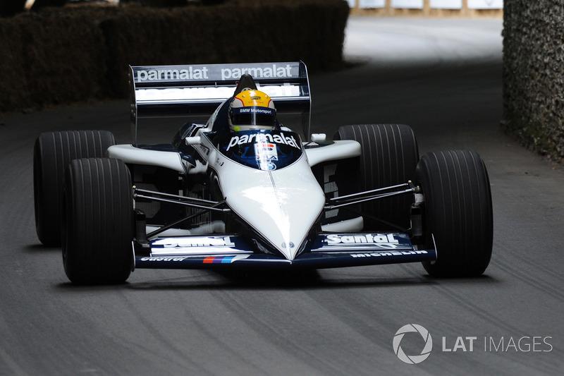 Пьерлуиджи Мартини, Brabham BT52 BMW