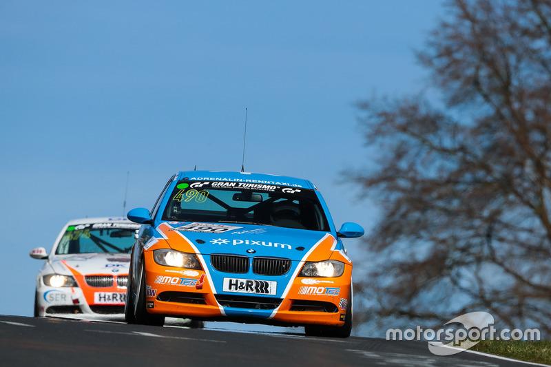 Christopher Rink, Danny Brink, Phillipp Leisen, BMW 325i