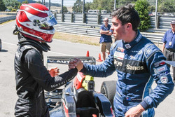 Pedro Piquet e Thomas Randle