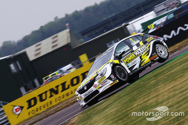 Tom Chilton, Power Maxed Racing Vauxhall Astra