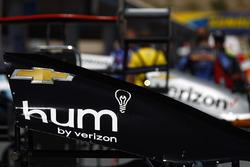 Джозеф Ньюгарден, Team Penske Chevrolet капот двигуна