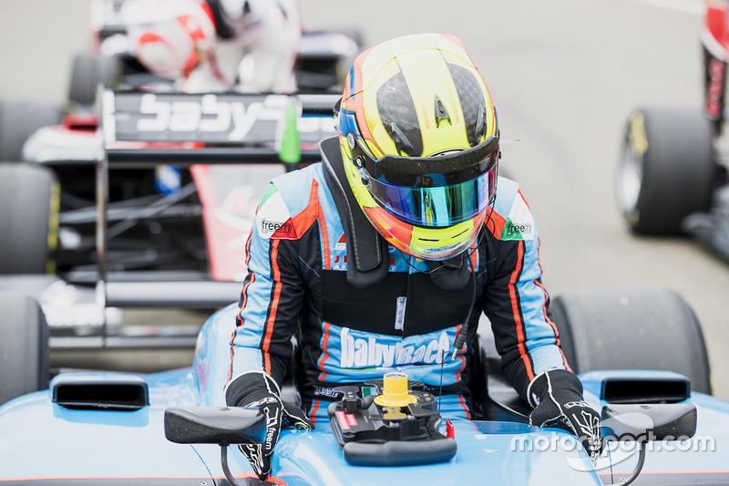 Алессио Лоранди, Jenzer Motorsport