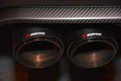 Akrapovic exhausts