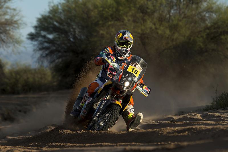 #16 Red Bull KTM Factory Team: Matthias Walkner