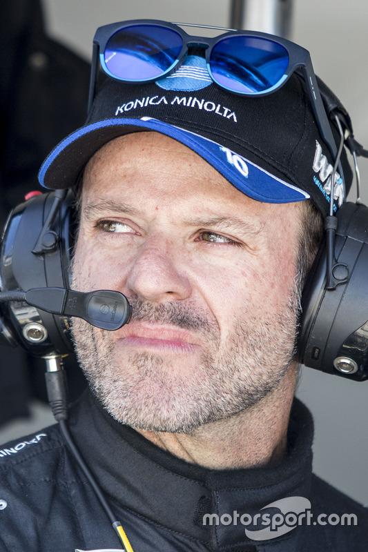 #10 Wayne Taylor Racing Corvette DP: Rubens Barrichello