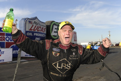 Funny Car winner Tim Wilkerson