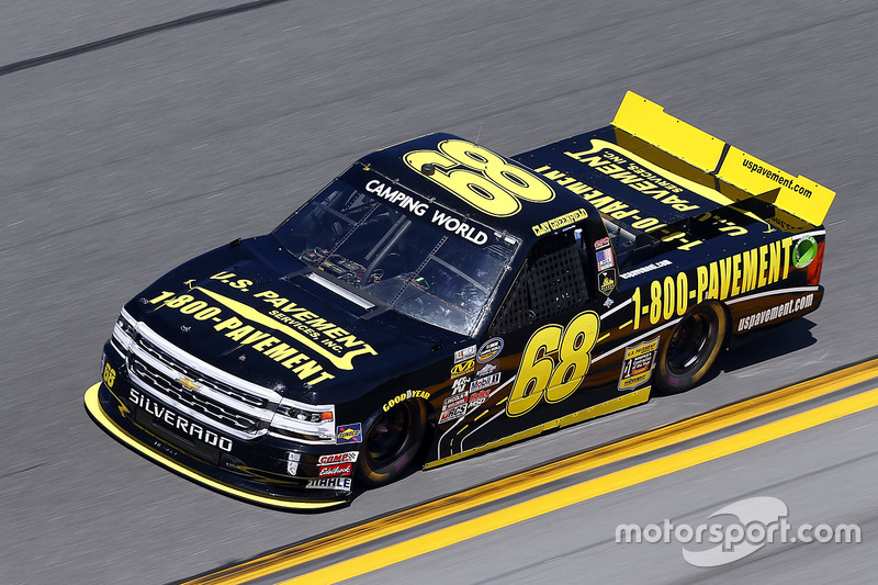 #68 Clay Greenfield (Greenfield-Chevrolet)