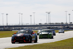 #76 Compass360 Racing Ford Shelby GT350-C: Paul Holton, Pierre Kleinubing