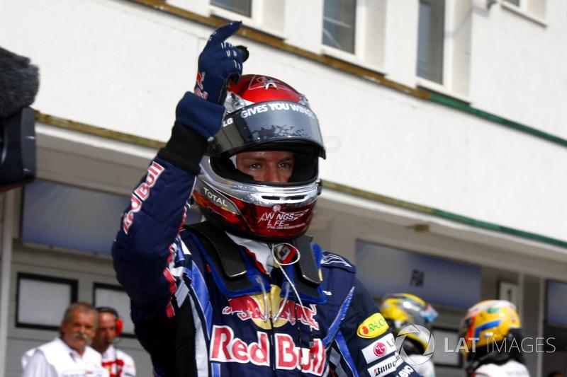 12ª: GP de Hungría 2010