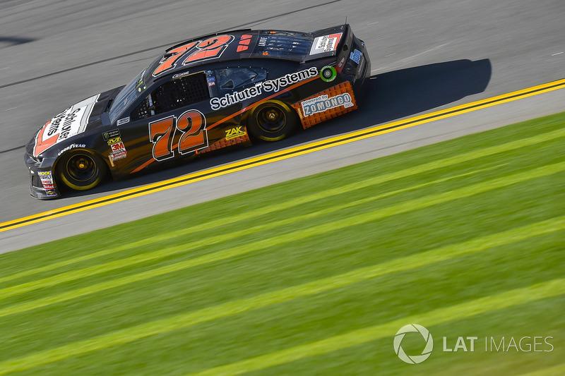 32. Corey LaJoie, TriStar Motorsports, Chevrolet