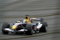 Christian Klien, Red Bull Racing Cosworth RB1